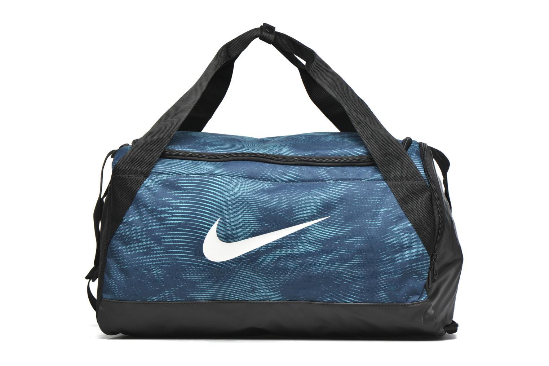 Sacs de sport Nike Nike Brasilia Duffle bag S GFX Bleu vue détail/paire
