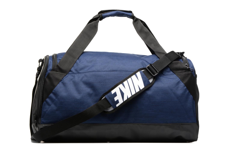 Sacs de sport Nike Nike Brasilia Training Duffel Bag M Bleu vue face