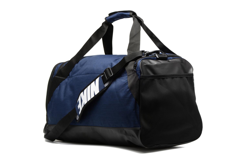 Sacs de sport Nike Nike Brasilia Training Duffel Bag M Bleu vue droite