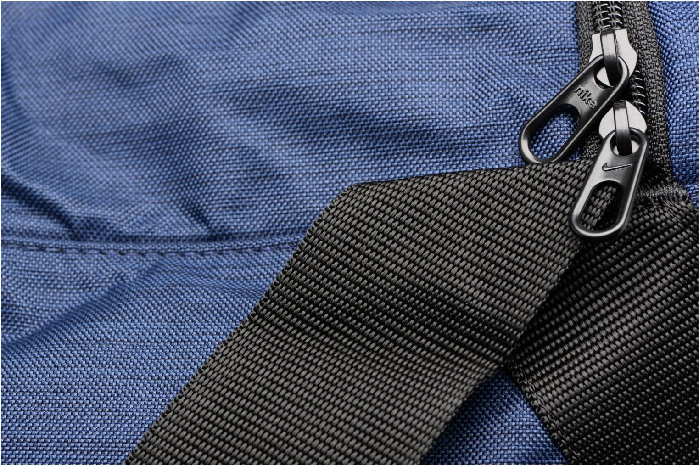 Sacs de sport Nike Nike Brasilia Training Duffel Bag M Bleu vue gauche