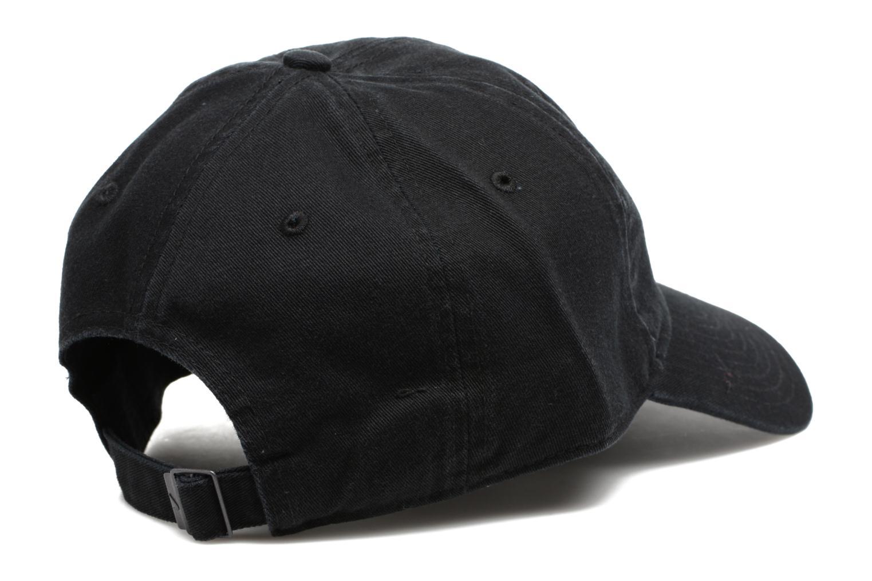 Divers Nike Nike Futura washed Cap Noir vue portées chaussures