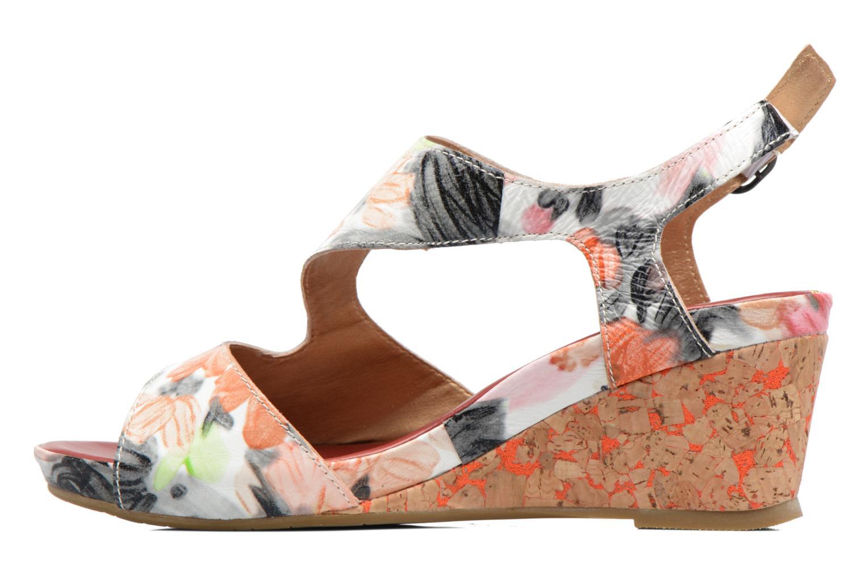 Sandales et nu-pieds Laura Vita Vapeur Multicolore vue face