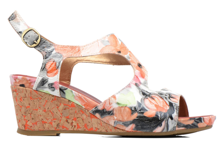 Sandales et nu-pieds Laura Vita Vapeur Multicolore vue derrière
