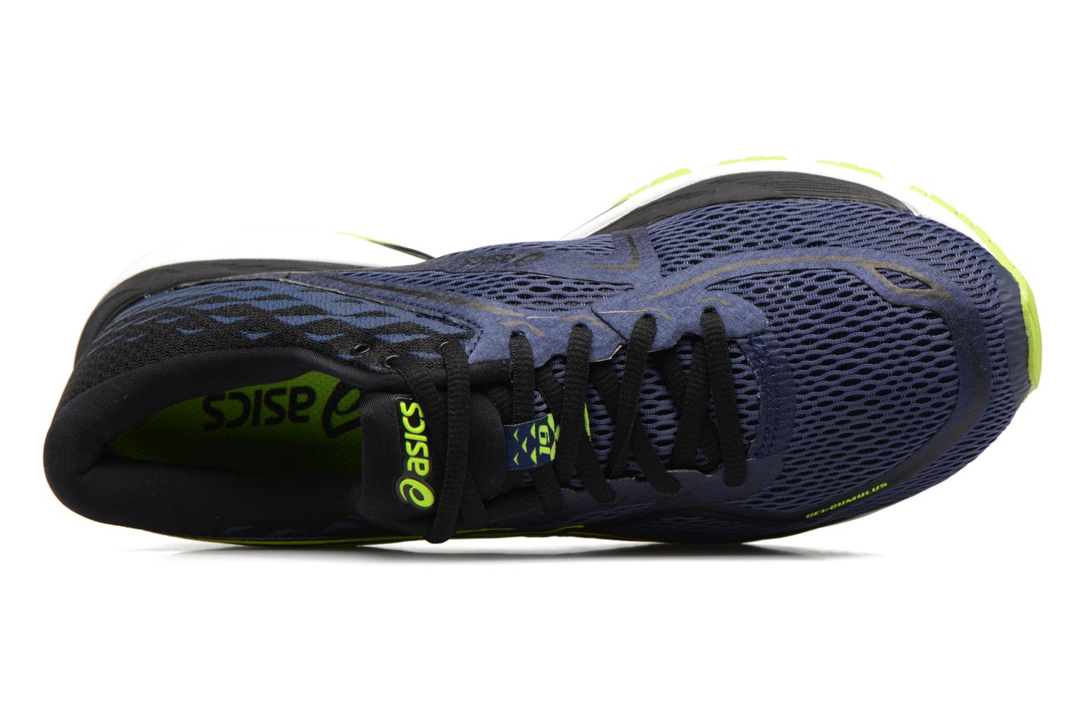 Gel-Cumulus 19 Indigo Blue/Black/Safety Yellow
