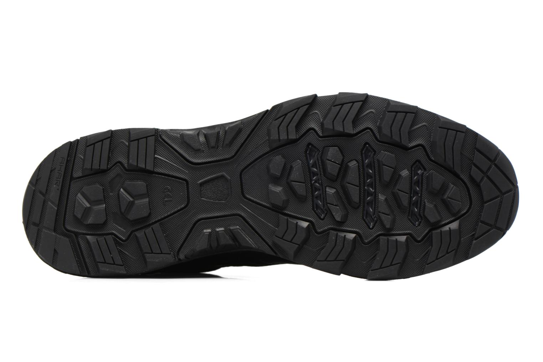 Chaussures de sport Asics Gel-Fujitrabuco 6 Noir vue haut