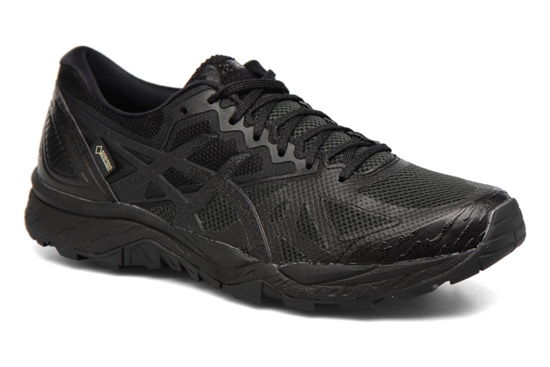 Chaussures de sport Asics Gel-Fujitrabuco 6 Noir vue détail/paire