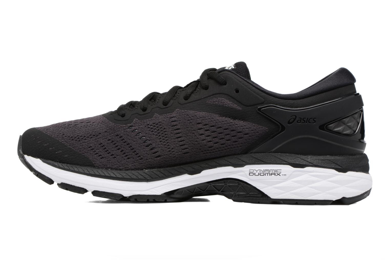 Chaussures de sport Asics Gel-Kayano 24 Noir vue face