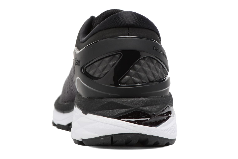 Chaussures de sport Asics Gel-Kayano 24 Noir vue droite