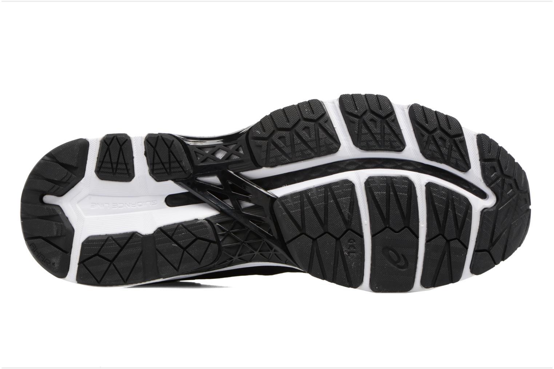 Chaussures de sport Asics Gel-Kayano 24 Noir vue haut
