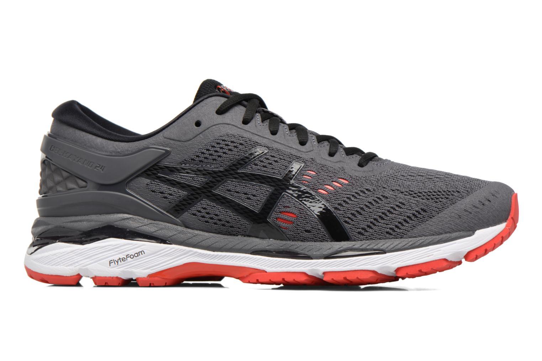 Chaussures de sport Asics Gel-Kayano 24 Gris vue derrière