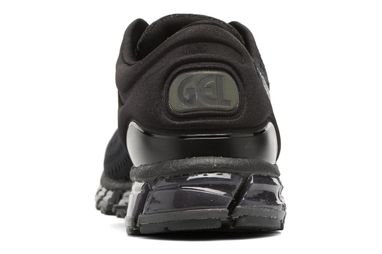 Chaussures de sport Asics Gel-Quantum 60 Shift Noir vue droite