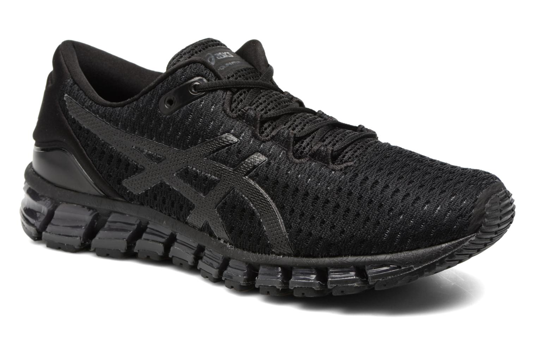 Chaussures de sport Asics Gel-Quantum 60 Shift Noir vue détail/paire