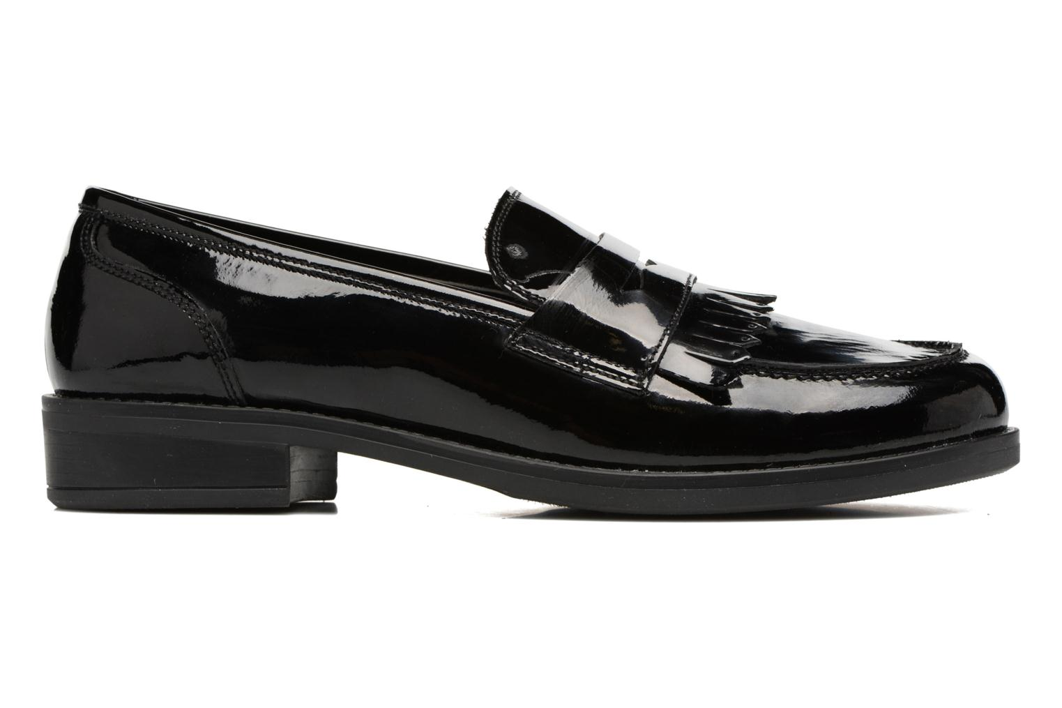Loafers Georgia Rose Antho Black back view