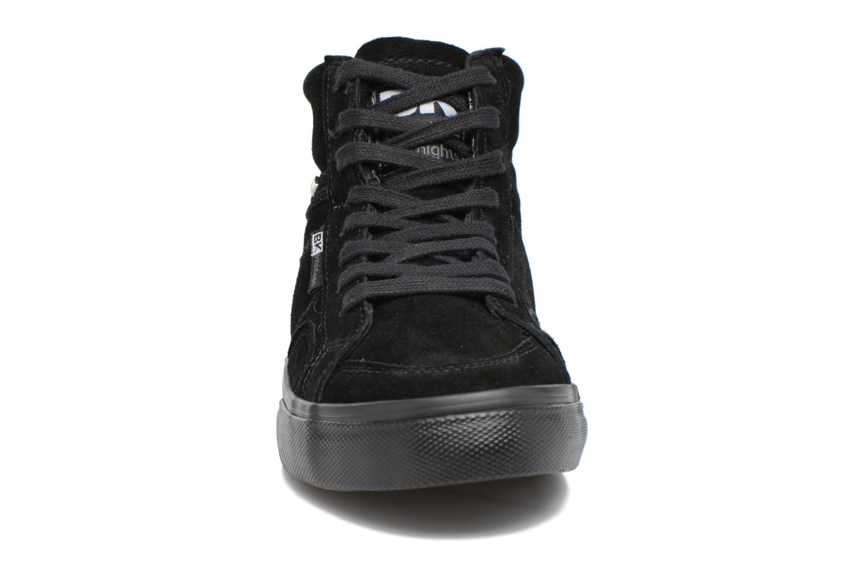 Baskets British Knights Parrot Mid Noir vue portées chaussures