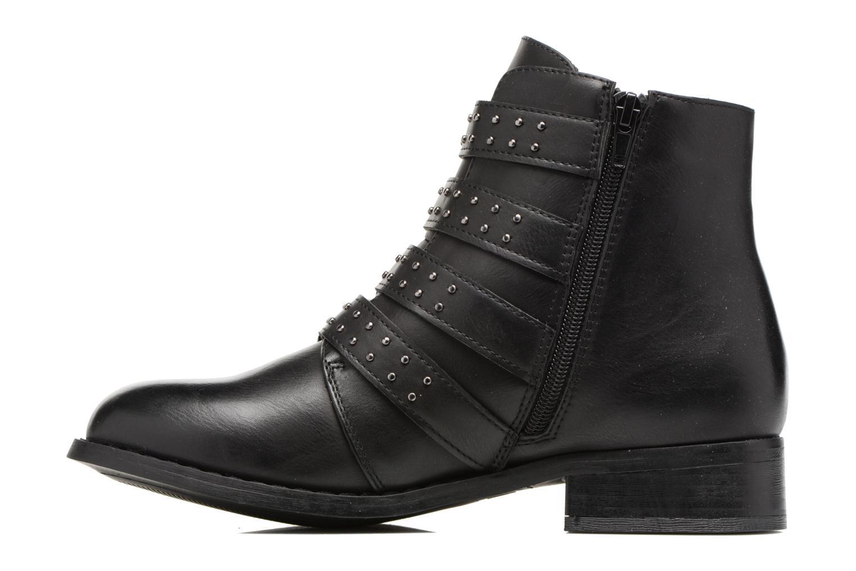 Bottines et boots I Love Shoes THRIDE Noir vue face