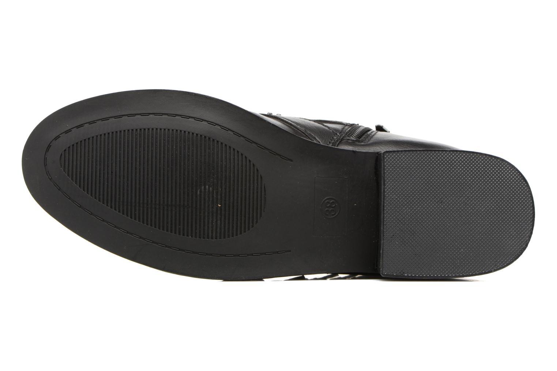 Bottines et boots I Love Shoes THRIDE Noir vue haut