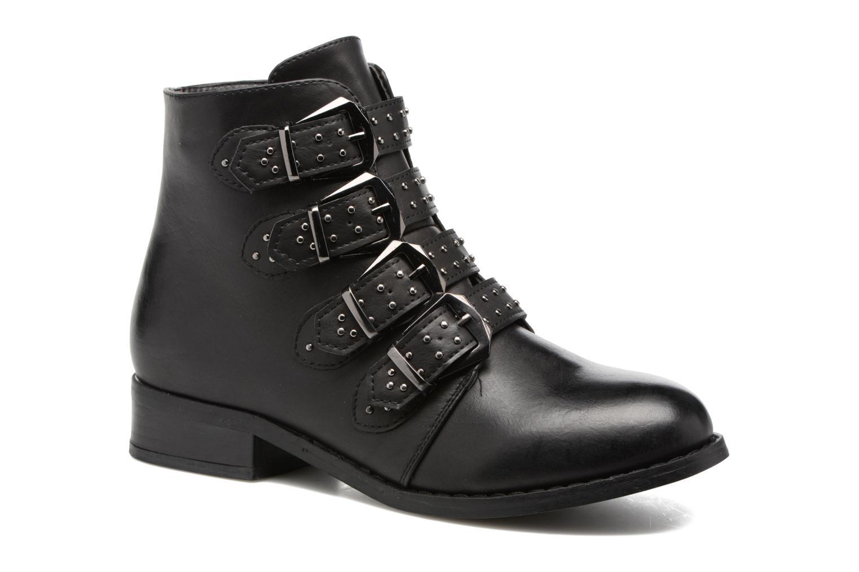Boots en enkellaarsjes I Love Shoes THRIDE Zwart detail