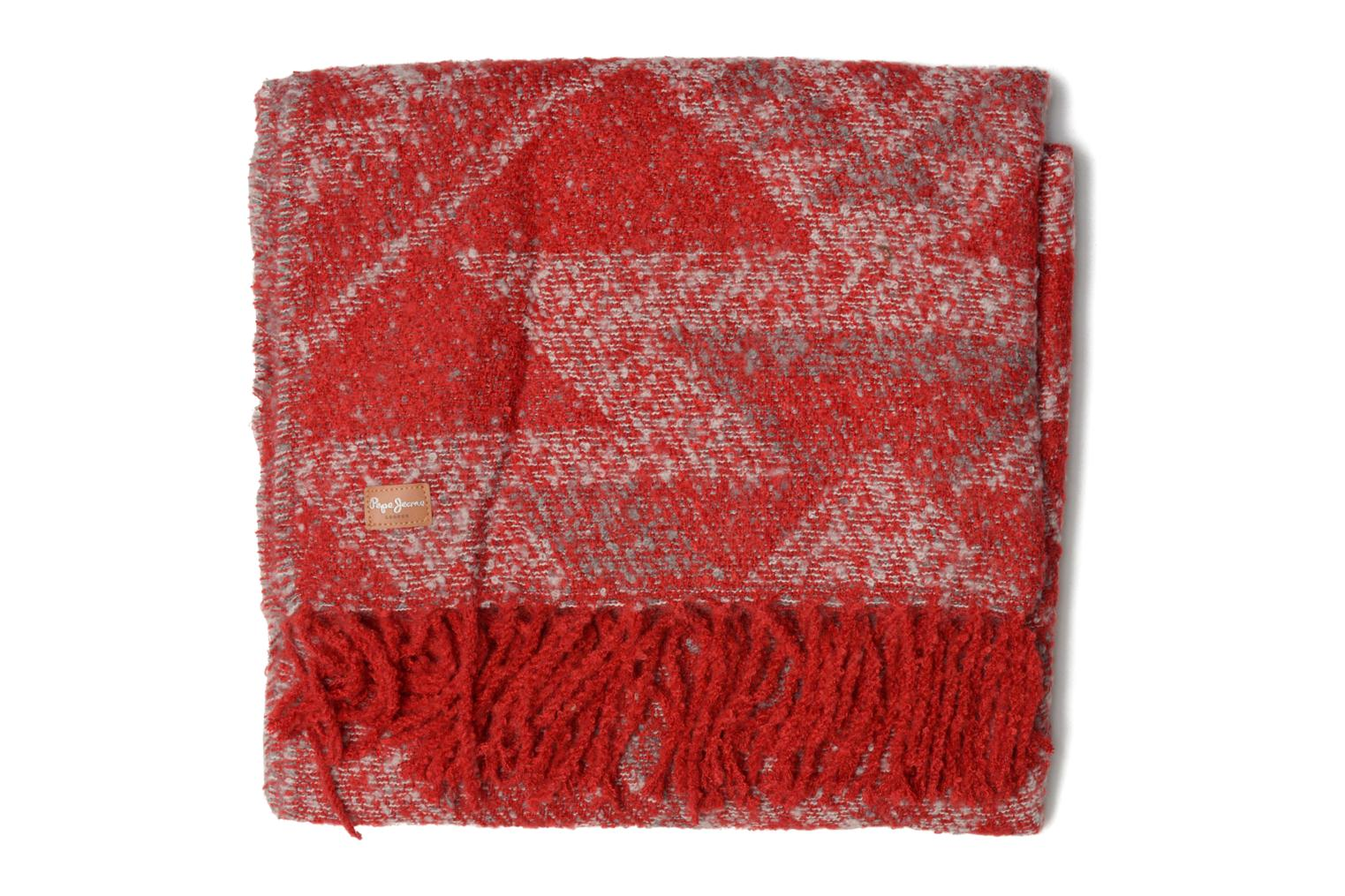 TAMECA Scarf 180x60 Royal red