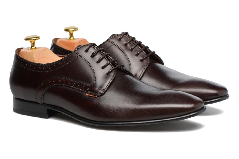 Chaussures à lacets Paul Smith Roth Marron vue 3/4