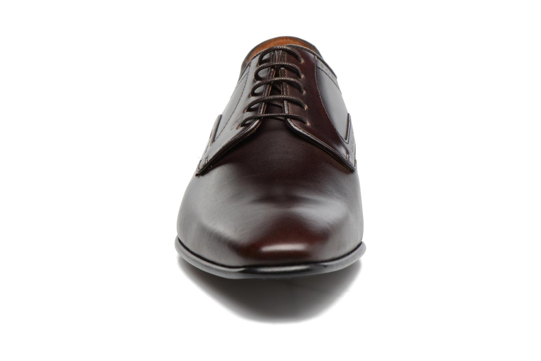 Chaussures à lacets Paul Smith Roth Marron vue portées chaussures