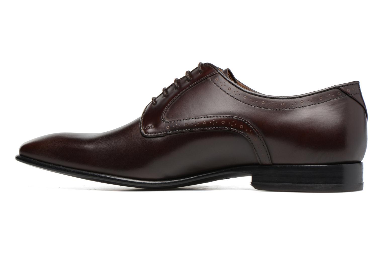Chaussures à lacets Paul Smith Roth Marron vue face