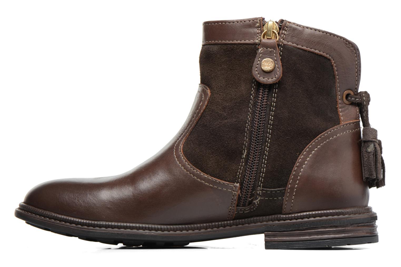 Bottines et boots Gioseppo Cleveland Marron vue face