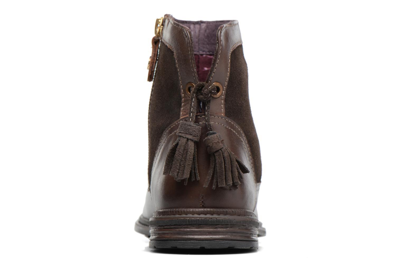 Bottines et boots Gioseppo Cleveland Marron vue droite