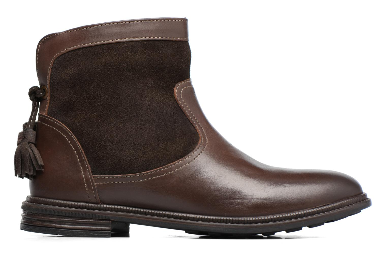 Bottines et boots Gioseppo Cleveland Marron vue derrière