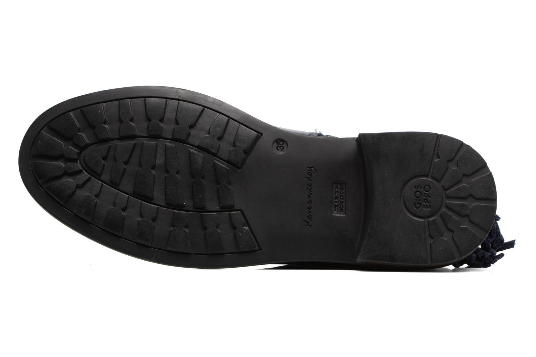 Bottines et boots Gioseppo Cleveland Bleu vue haut