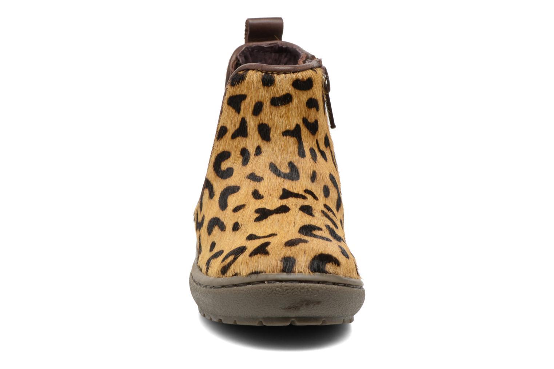 Bottines et boots Gioseppo Eaton Marron vue portées chaussures