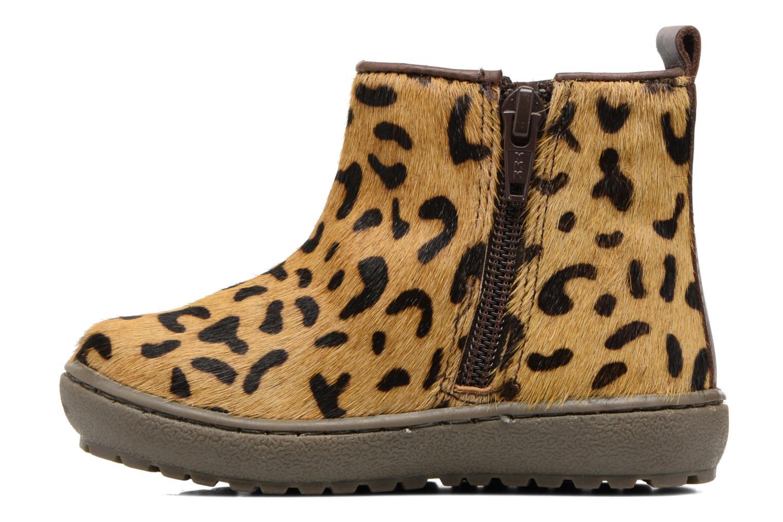 Bottines et boots Gioseppo Eaton Marron vue face