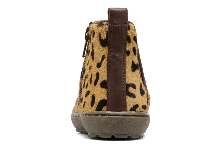 Bottines et boots Gioseppo Eaton Marron vue droite