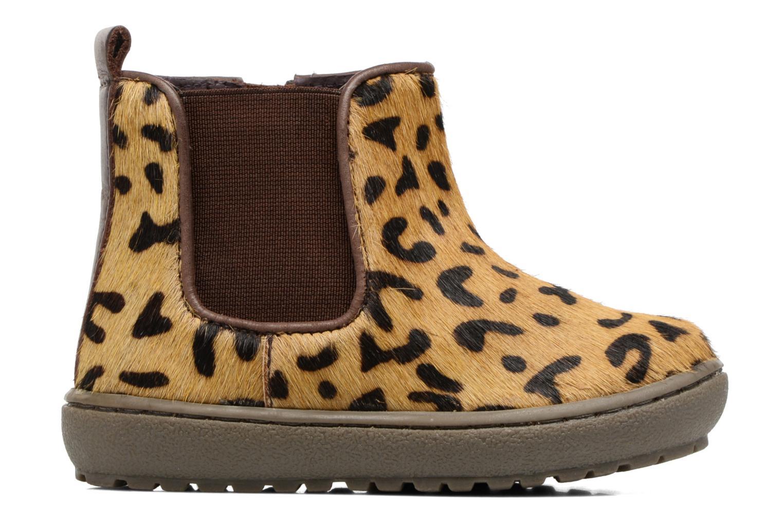 Bottines et boots Gioseppo Eaton Marron vue derrière