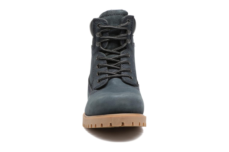 Bottines et boots Gioseppo Lander Bleu vue portées chaussures