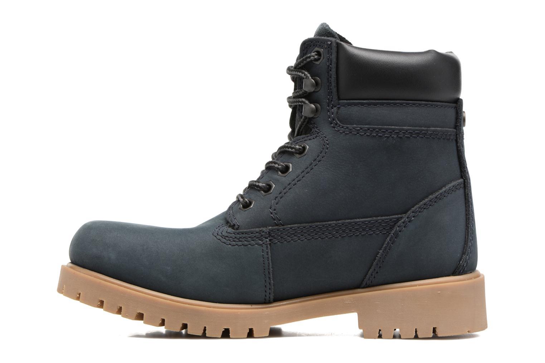 Bottines et boots Gioseppo Lander Bleu vue face