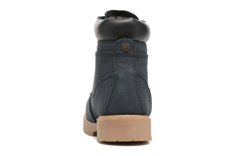 Bottines et boots Gioseppo Lander Bleu vue droite
