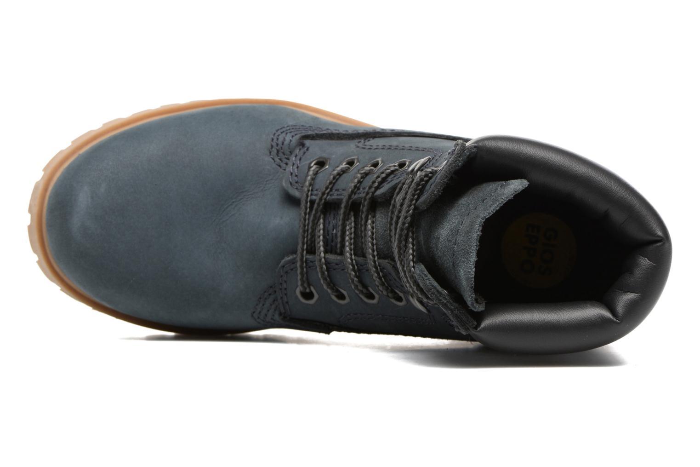 Bottines et boots Gioseppo Lander Bleu vue gauche