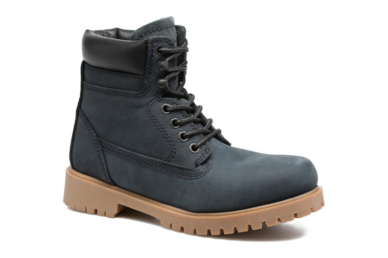 Bottines et boots Gioseppo Lander Bleu vue détail/paire