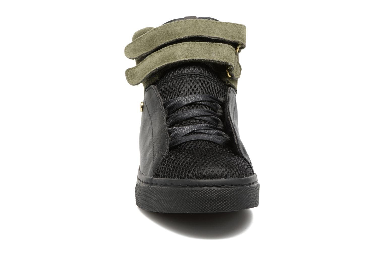 Baskets Gioseppo Jelsa Noir vue portées chaussures