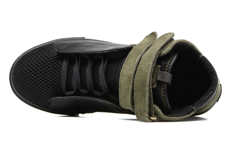 Baskets Gioseppo Jelsa Noir vue gauche
