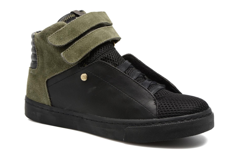 Baskets Gioseppo Jelsa Noir vue détail/paire