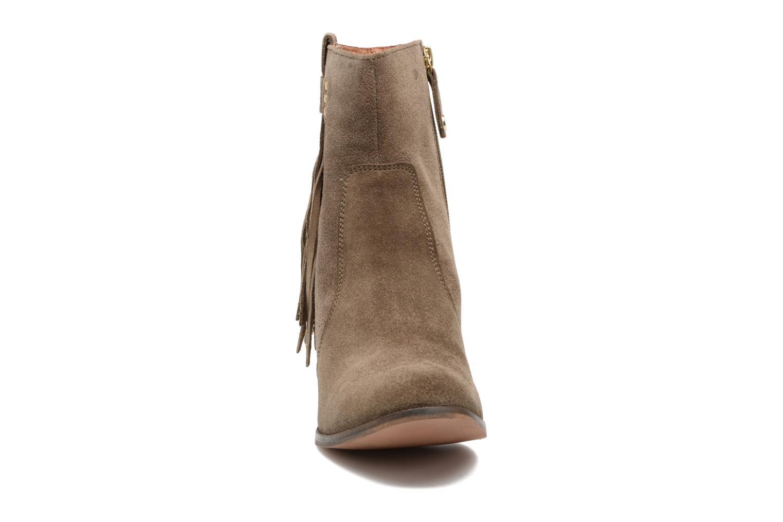 Bottines et boots Gioseppo Shelby Vert vue portées chaussures