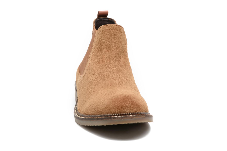 Bottines et boots Gioseppo Erebus Marron vue portées chaussures