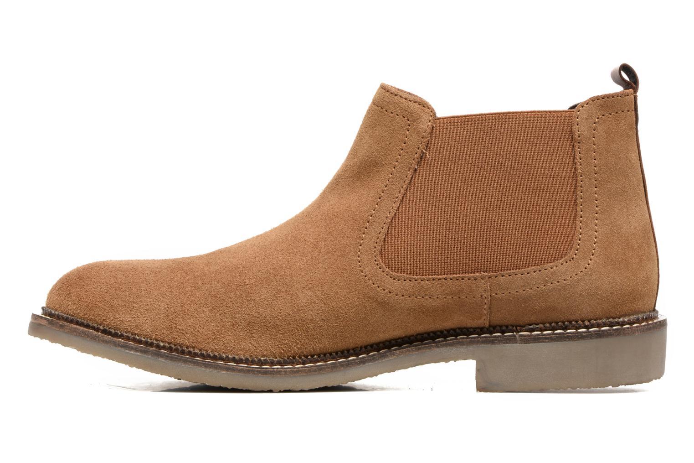 Bottines et boots Gioseppo Erebus Marron vue face