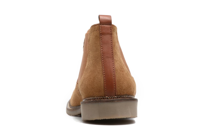 Bottines et boots Gioseppo Erebus Marron vue droite