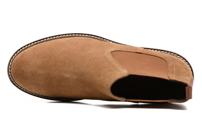 Bottines et boots Gioseppo Erebus Marron vue gauche