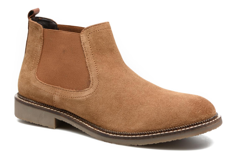 Bottines et boots Gioseppo Erebus Marron vue détail/paire