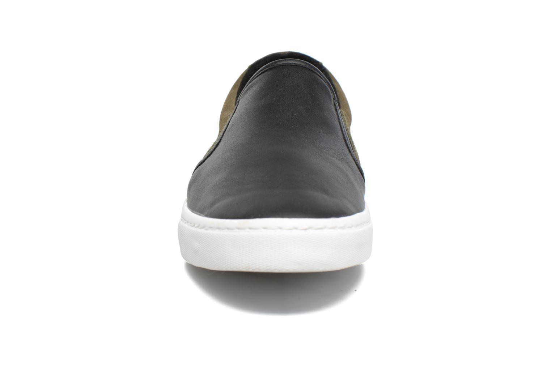 Baskets Gioseppo Malvek Noir vue portées chaussures