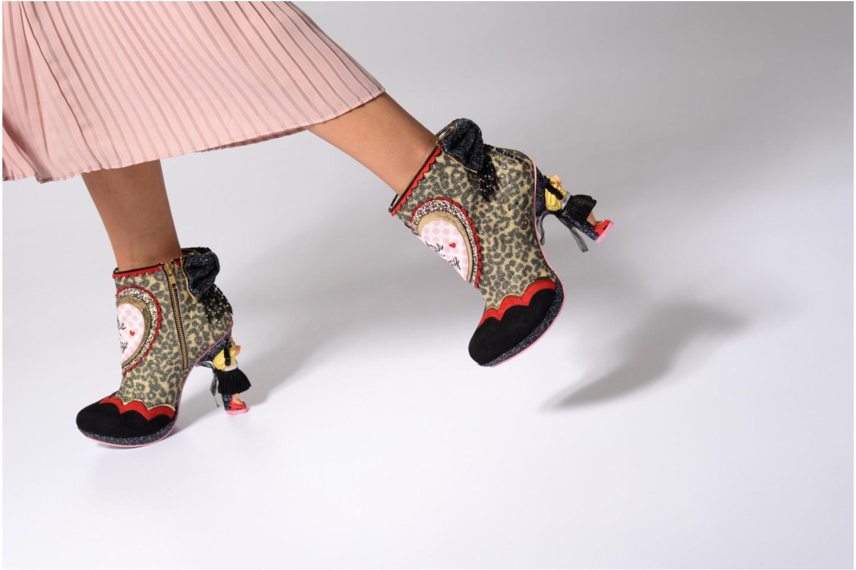 Bottines et boots Irregular Choice Fierce Piggy Multicolore vue bas / vue portée sac