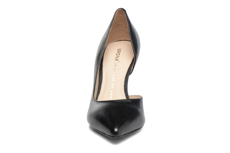 Escarpins Bronx Bcotex A Noir vue portées chaussures